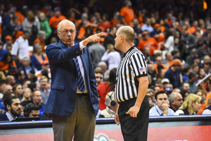 Jim Boeheim picked up his first commit in the 2017 class on Saturday night.