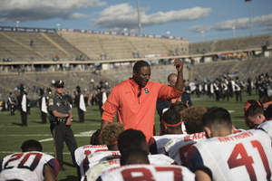 Dino Babers landed a big piece for the future in 4-star center Tyrone Sampson.