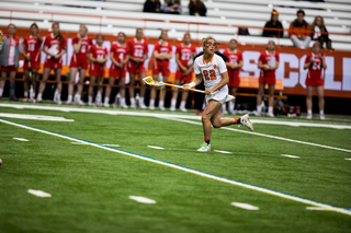 Taylor Gait felt well enough to play against Cornell and received some minutes.